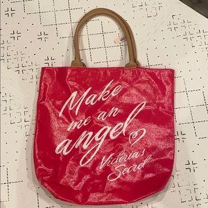 Victoria Secret Make Me An Angel tote